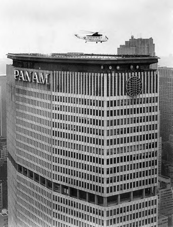 Old PanAm Building